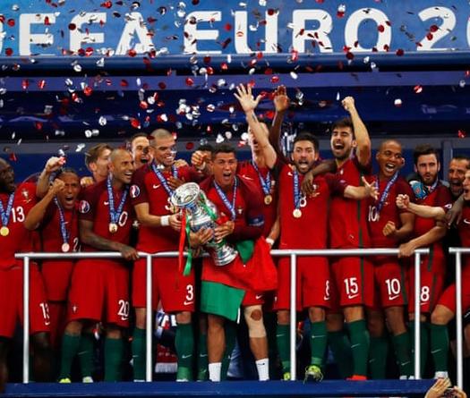 Hành trình vô địch EURO 2016 của Bồ Đào Nha