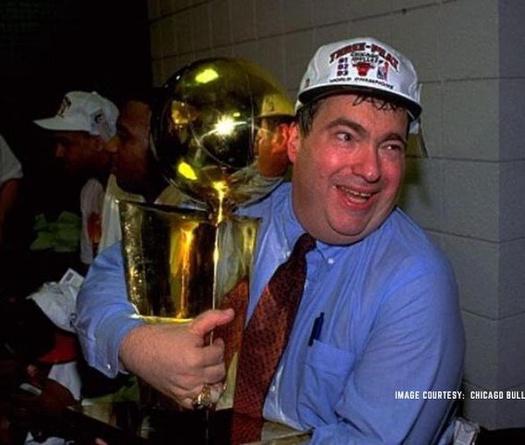 Jerry Krause: Người vẽ nên triều đại Chicago Bulls và bị Michael Jordan căm thù