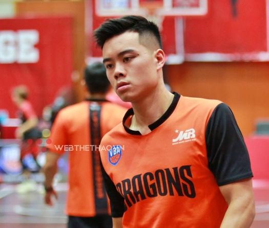 Danang Dragons khuyết Việt kiều, Horace Nguyễn có trở lại và tham dự cả SEA Games 31?