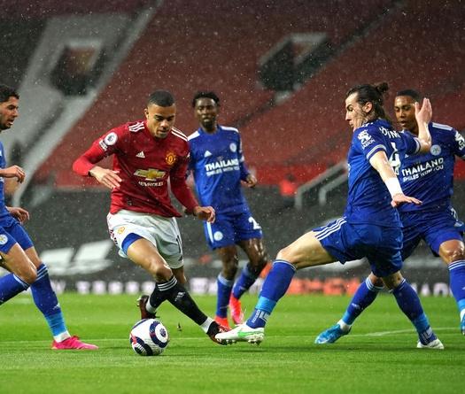 Xem lại bóng đá đêm qua: MU vs Leicester City