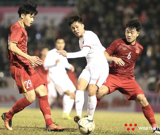 """Chiều nay, ĐT Việt Nam đá tập cùng """"quân xanh"""" U22 Việt Nam"""