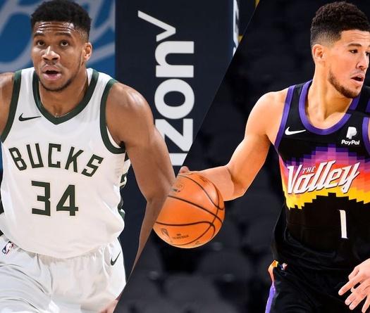 Nhận định NBA Finals G5: Phoenix Suns vs Milwaukee Bucks (ngày 18/07, 8h00)