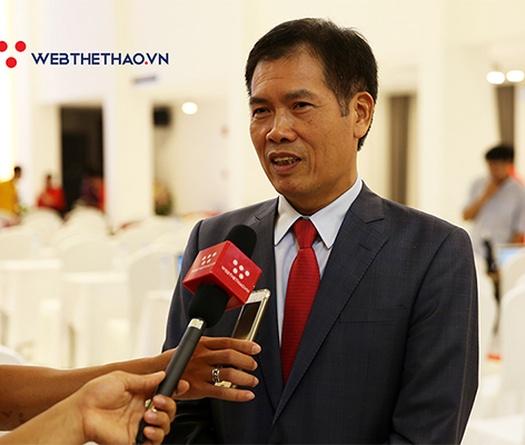 Trưởng đoàn TTVN dự Olympic 2021 Trần Đức Phấn: Kỳ vọng cử tạ sẽ giành huy chương