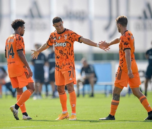 Kết quả bóng đá Juventus vs Cesena, video giao hữu quốc tế 2021