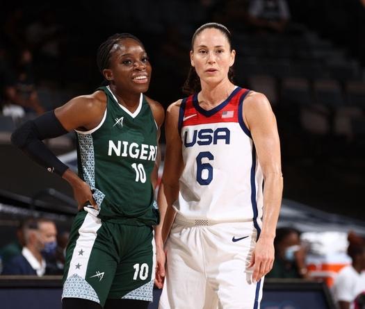Trực tiếp Bóng rổ 5x5 và Bóng rổ 3x3 Olympic 2021 ngày 27/7: Nữ Mỹ chạm trán Nigeria