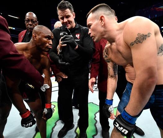 Trận Kamaru Usman vs Colby Covington 2 lên lịch tại UFC 268 tháng 11