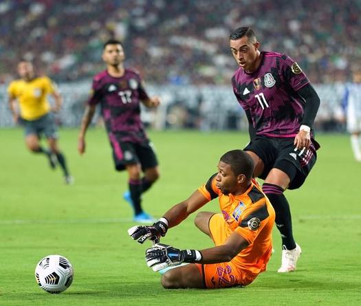 Trực tiếp bóng đá Mexico vs Canada, bán kết Gold Cup 2021