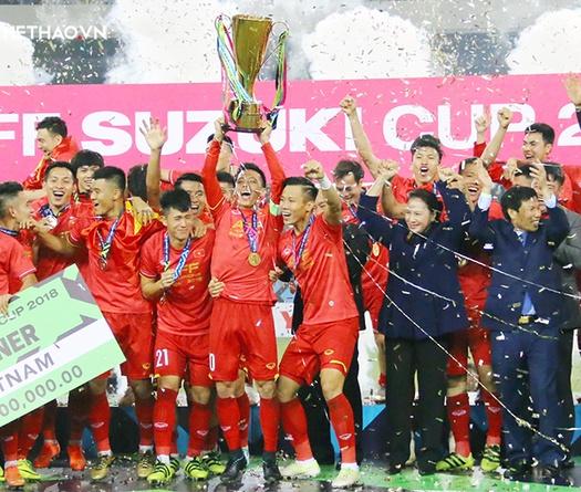 AFF Cup có được tính điểm trên BXH FIFA?