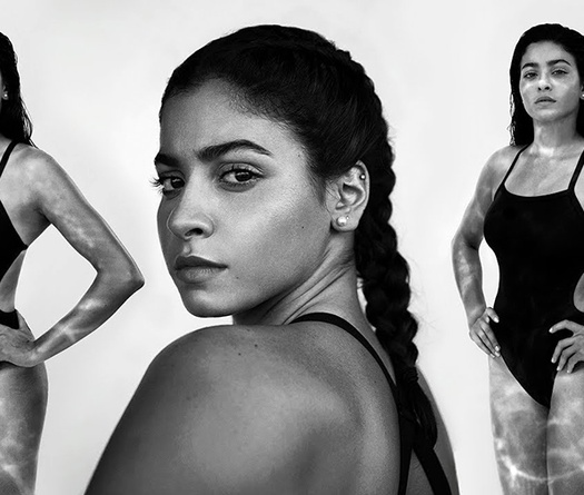 """Vẻ đẹp hút hồn của """"nữ thần đường đua xanh"""" đội thể thao người tị nạn"""