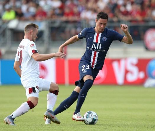 Lịch sử đối đầu, đội hình dự kiến Lens vs PSG, Ligue 1 2020