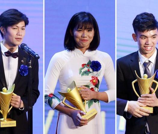 Trọng Hoàng, Ánh Viên, Huy Hoàng và các VĐV giành CCT gửi lời chúc Tết Canh Tý 2020 tới người hâm mộ