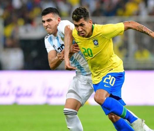 Nhận định U23 Argentina vs U23 Brazil 08h30, 10/02 (Vòng loại Olympic 2020)