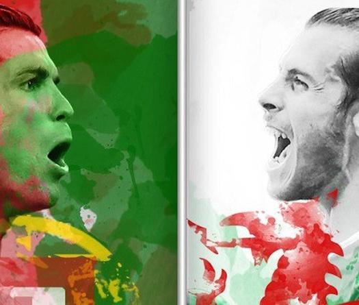 Lịch thi đấu, cặp đấu bán kết EURO 2016