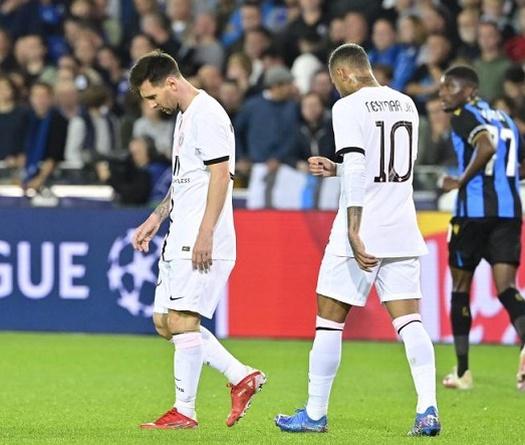 Messi và PSG chênh lệch tài chính thế nào với Club Brugge?