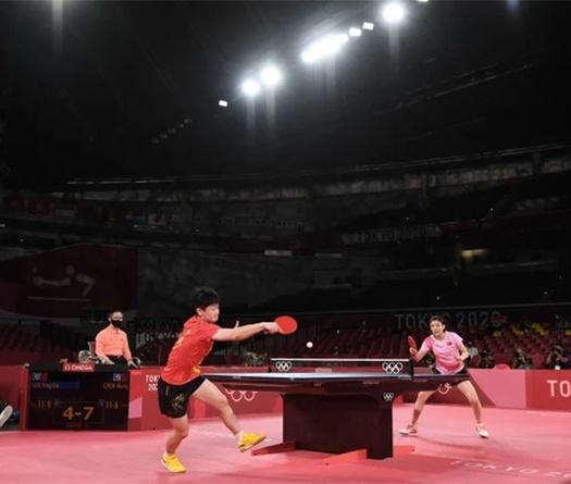 Kết quả bóng bàn Olympic mới nhất: Số 1 thế giới Chen Meng vô địch đơn nữ