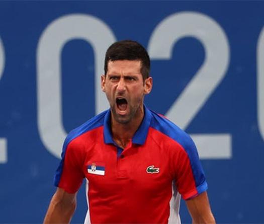 Kết quả tennis Olympic mới nhất: Chung kết sớm Djokovic vs Zverev