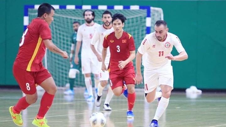 Tái đấu Lebanon, futsal Việt Nam sẽ tái lặp kỳ tích dự World Cup?