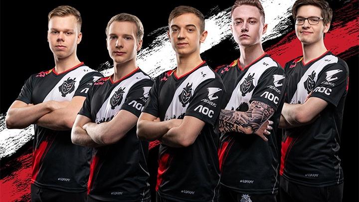 Đội hình G2 Esports LoL 2021: Hoàn thiện Dream Team với Rekkles