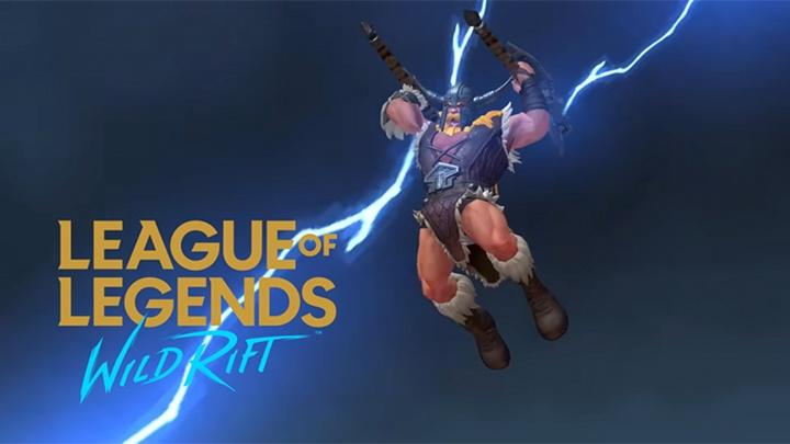 Bảng ngọc và cách lên đồ Olaf Tốc Chiến Build mạnh nhất