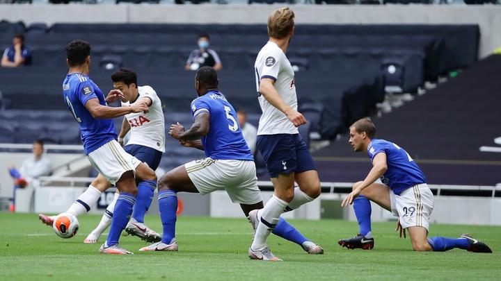 Tottenham vs Leicester City: Đội hình ra sân và thành tích đối đầu