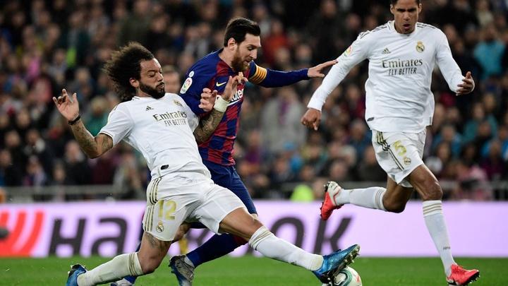 Lịch trực tiếp Bóng đá TV hôm nay 10/4: Real Madrid vs Barca