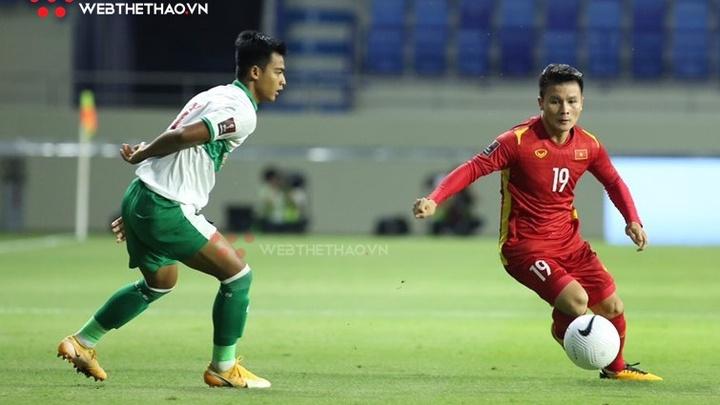 Cập nhật kết quả: Việt Nam 1-0 Indonesia, UAE 2-0 Thái Lan