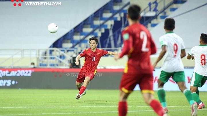Cập nhật kết quả: Việt Nam 0-0 Indonesia, UAE 0-0 Thái Lan