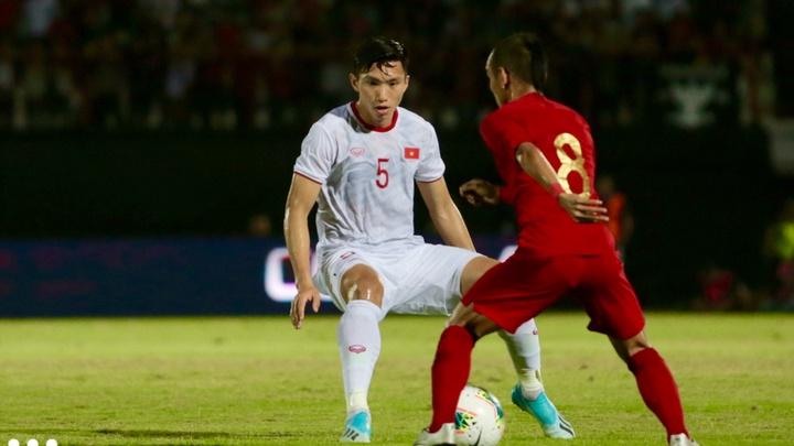 Kết quả, tỷ số bóng đá Việt Nam vs Indonesia hôm nay