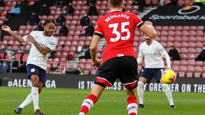 Đội hình ra sân Man City vs Southampton hôm nay