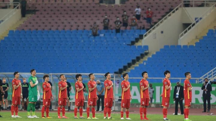 Đội hình ra sân trận Việt Nam vs Trung Quốc hôm nay