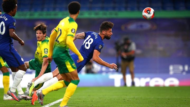 Đội hình ra sân Chelsea vs Norwich City hôm nay 23/10