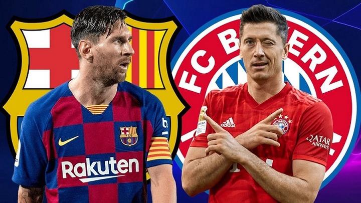Barca vs Bayern Munich 2020: Thành tích đối đầu và đội hình dự kiến