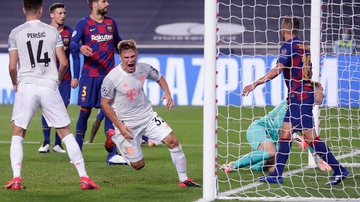 Thua Bayern có phải sự sỉ nhục lớn nhất của Barca trong lịch sử?