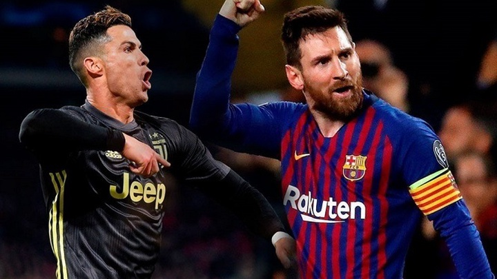 Messi và Ronaldo với cuộc đọ sức kéo dài 947 ngày