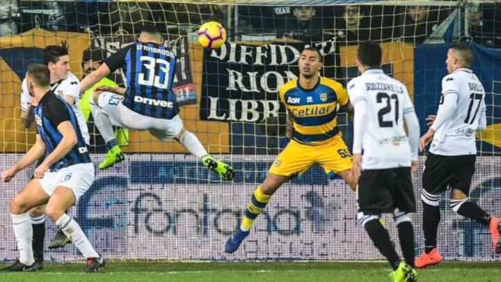 Đội hình dự kiến 2 đội ra sao - Nhận định trận đấu Inter Milan vs Parma?