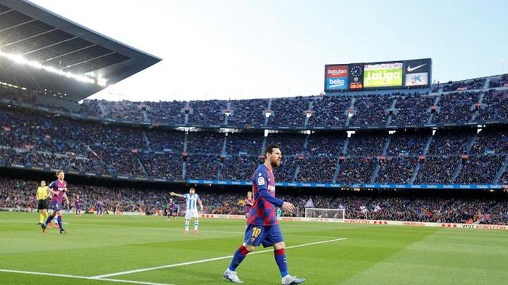 Messi chuẩn bị đạt cột mốc 500 bàn thắng ở Nou Camp với Barca