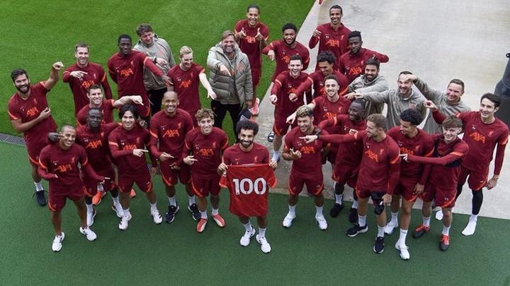 Mane, Sterling và Ronaldo tiếp bước Salah gia nhập CLB 100 bàn?