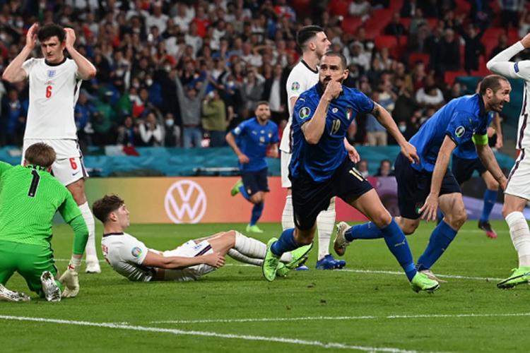 142 bàn thắng tại EURO 2021 được thực hiện như thế nào?