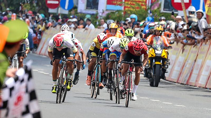 Trực tiếp đua xe đạp Cúp truyền hình HTV 2021 hôm nay 24/4