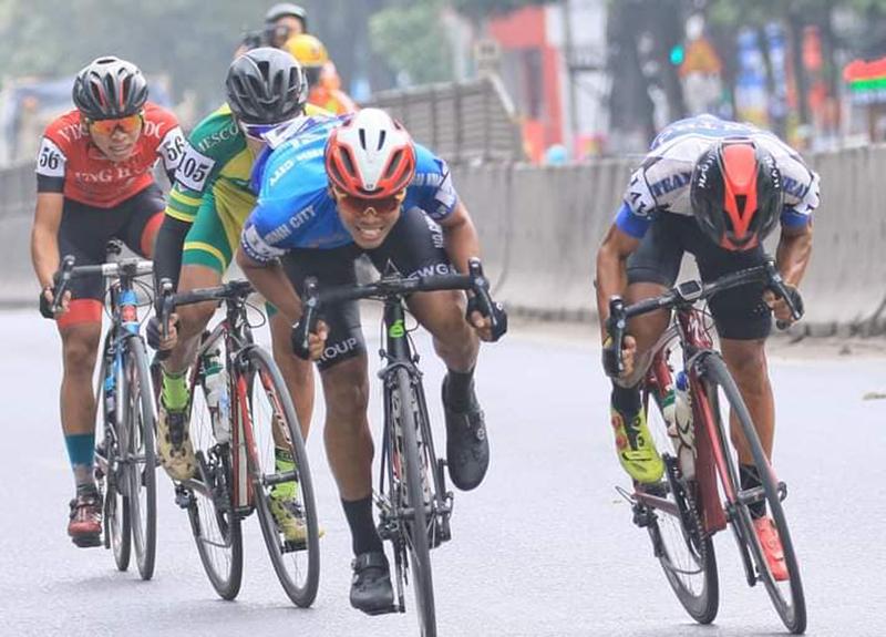 Trực tiếp đua xe đạp Cúp truyền hình HTV 2021 hôm nay 18/4