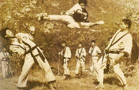 Taekwondo phát triển mạnh mẽ từ những năm 40