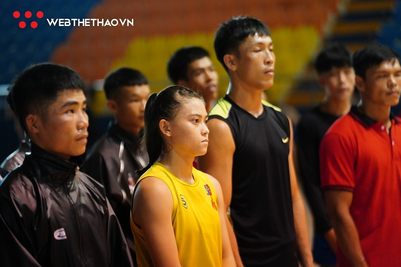 Lịch thi đấu giải Vô địch Muay toàn quốc ngày 7 tháng 10