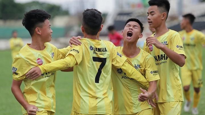 Link xem trực tiếp SLNA vs Hà Nội, bán kết U13 toàn quốc 2020