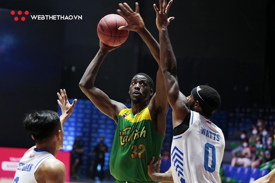 Bảng xếp hạng giải bóng rổ chuyên nghiệp Việt Nam - VBA 2020