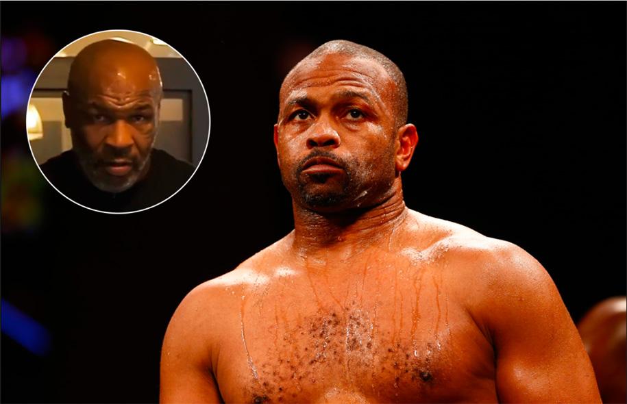Roy Jones Jr cảnh báo sẽ 'chơi tới bến' nếu Mike Tyson có ý đánh knockout