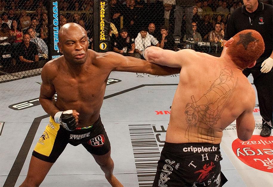 CHÍNH THỨC: UFC cắt hợp đồng huyền thoại Anderson Silva sau 14 năm