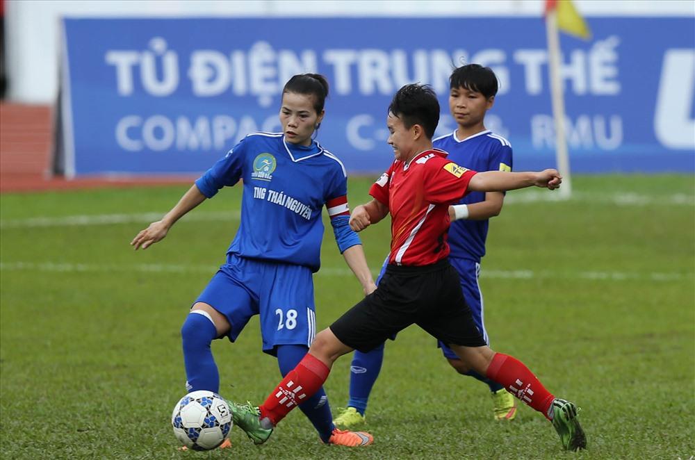 Link xem trực tiếp Thái Nguyên vs Hà Nội 1, bóng đá nữ VĐQG 2020