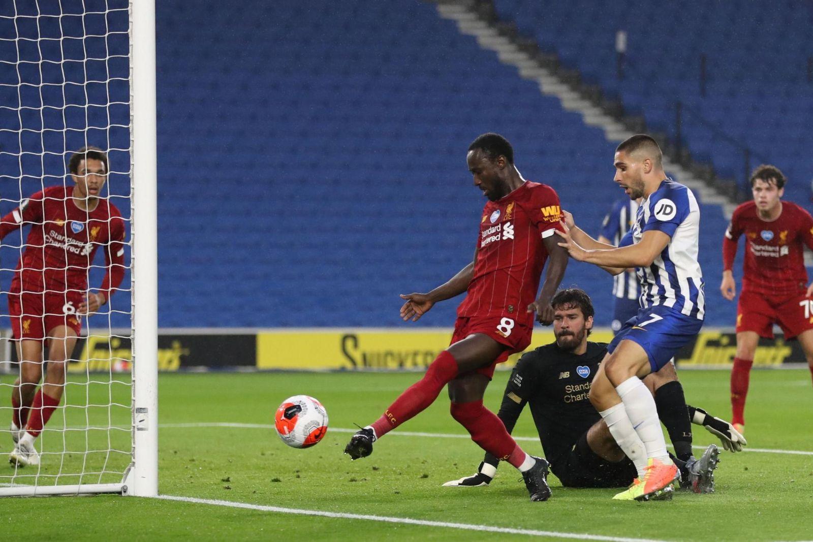 Link xem trực tiếp Brighton vs Liverpool, Ngoại hạng Anh 2020