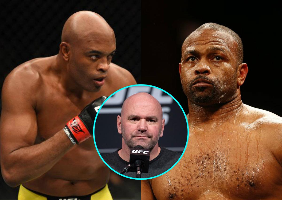 Dana White phủ nhận kèo Roy Jones vs Anderson Silva: 'Tôi không tổ chức cho người già đấu nhau'