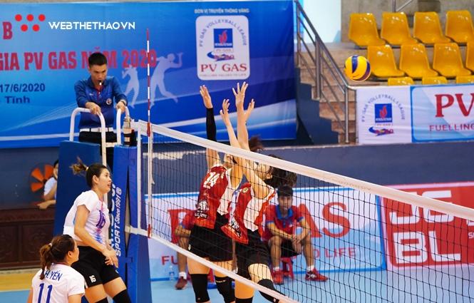 Lịch thi đấu bóng chuyền vô địch Quốc gia năm 2020 vòng chung kết